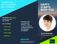 Happy Starts With You Brochure